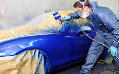 DW Autocare announce new spraybooth investment