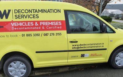 Covid19 Decontamination for Vehicles